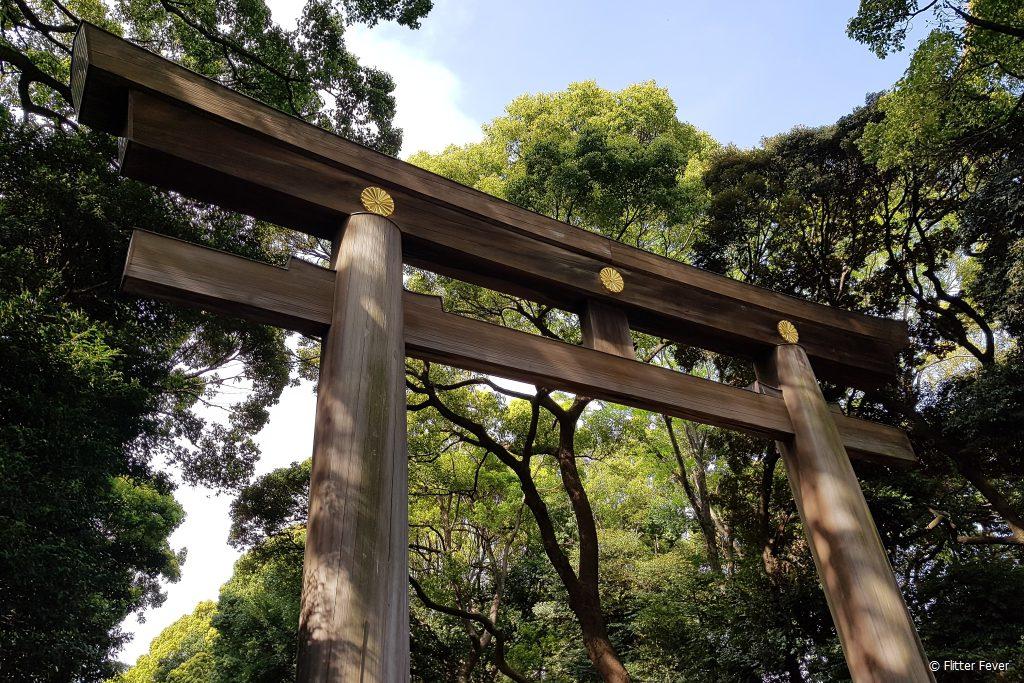 Meiji Shrine Yoyogi Park
