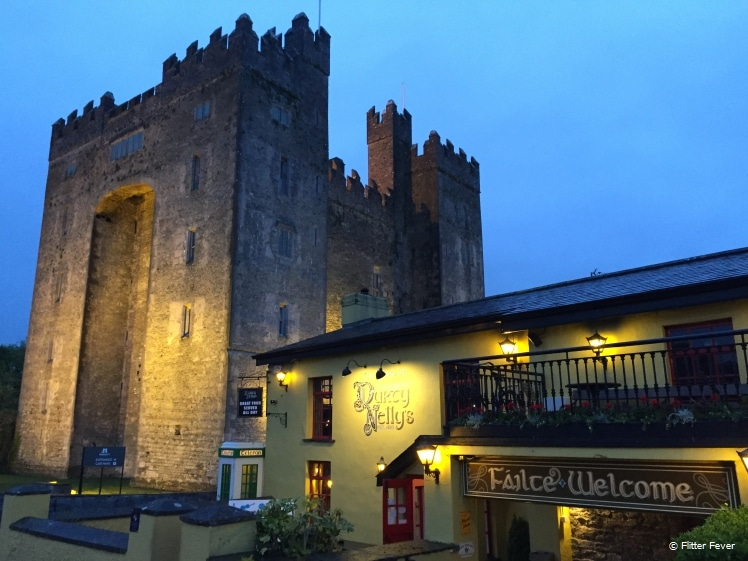 Bunratty Castle and Durty Nelly's
