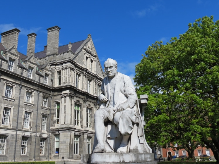 George Salmon, Professor Mathematics and Theology at Trinity College in Dublin