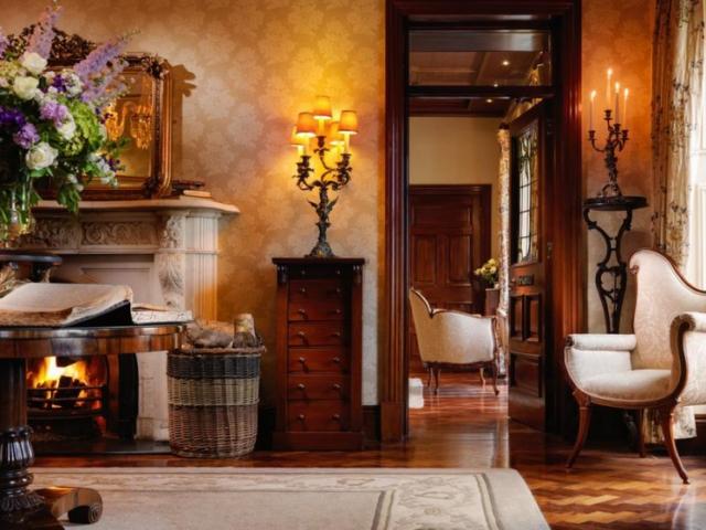 Glenlo Abbey Hotel in Galway offers five star luxury