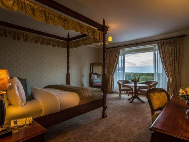 Glenlo Abbey Hotel room in Galway