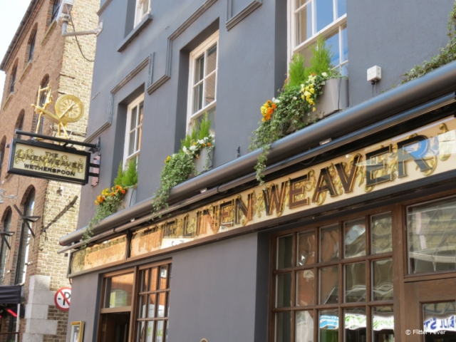 Linen Weaver in Cork