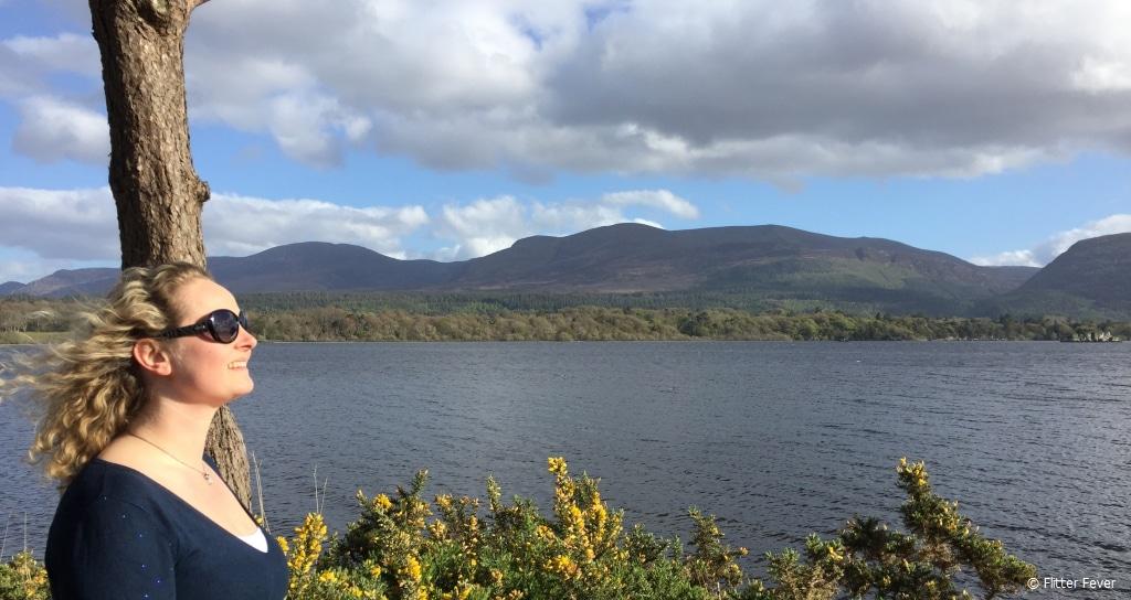 Lough Leane at Killarney, Ireland
