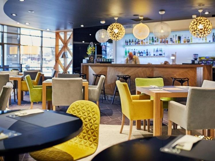 Novotel Krakow Centrum restaurant