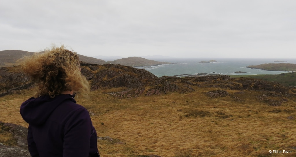 The Ring of Kerry provides breath-taking views