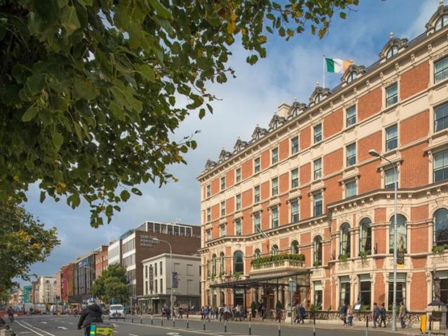 The Shelbourne Dublin, A Renaissance Hotel in Dublin front