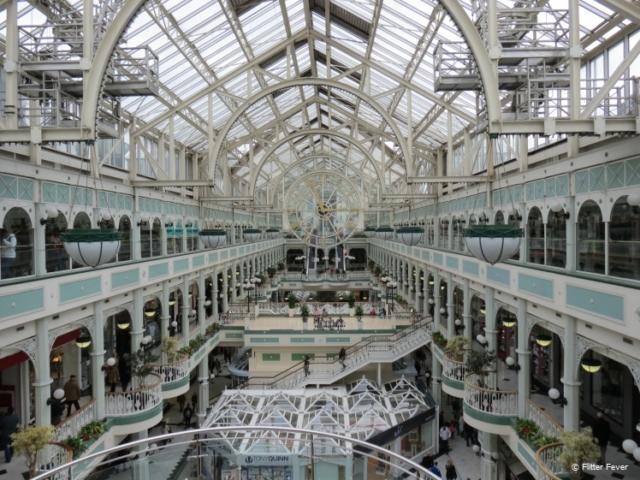 Stephen's Green Shopping Centre in Dublin