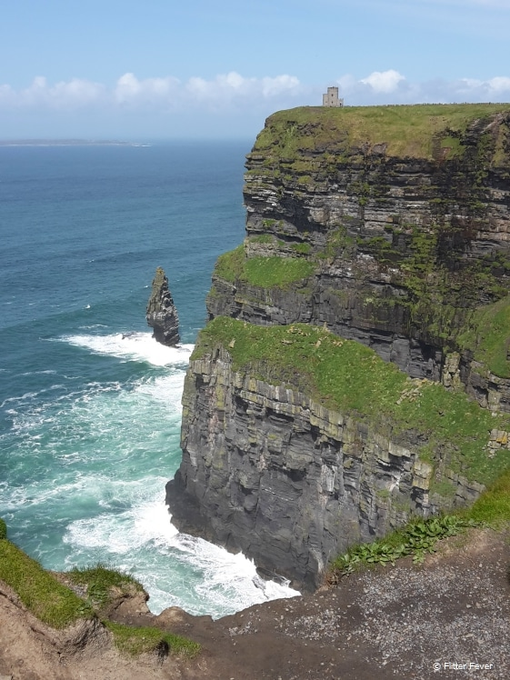 The Cliffs of Moher are the diedliest natural tourist attraction of Ireland