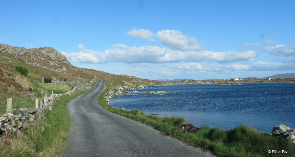 The Loops are four beautiful routes in Connemara