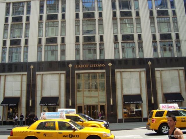 Bergdorf Goodman on 5th Ave