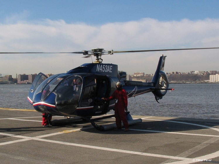 Helicopter, Manhattan