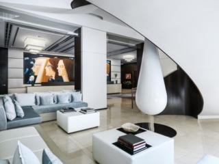 The Langham Fifth Avenue lobby