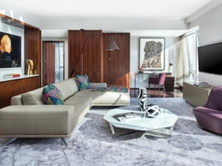 The Langham Fifth Avenue stylish room