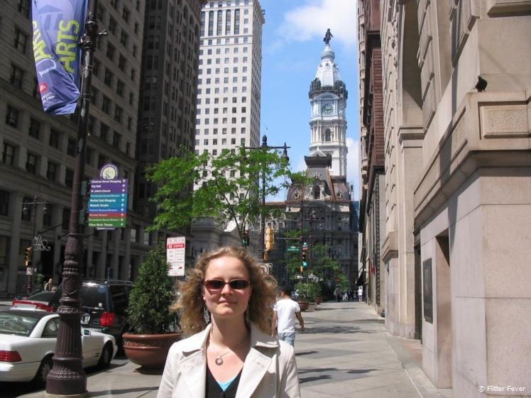 Walking the streets of sunny Philadelphia
