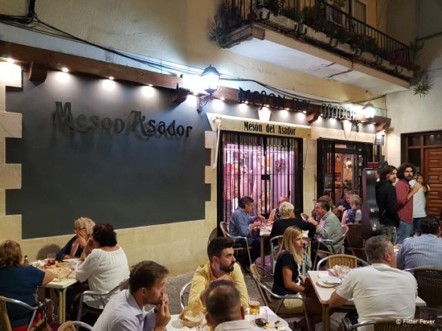 Always busy at Meson del Asador near Plaza de Arenal, Jerez de la Frontera