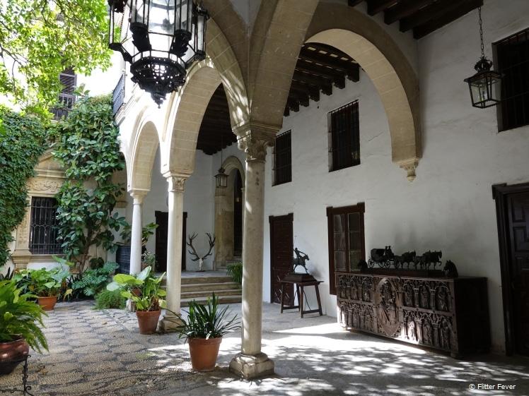 Casa Palacio Petra de la Riva in Jerez de la Frontera