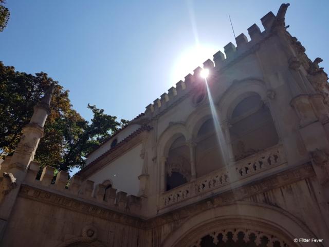 Entrance of Quinta de Regaleira