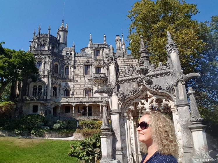 Quinta de Regaleira is so pretty