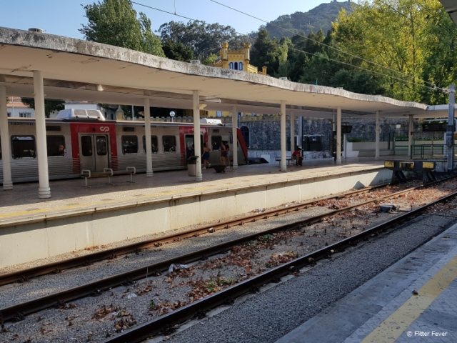Sintra Railway Station (Portela de Sintra)