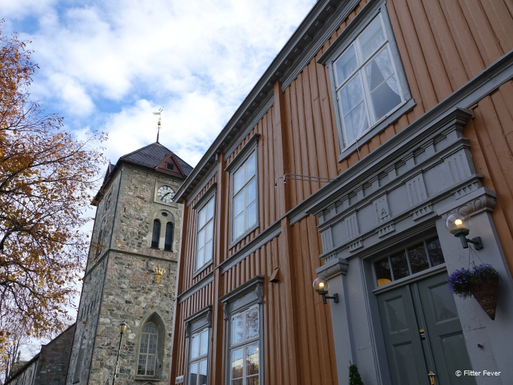Kongensgate Trondheim