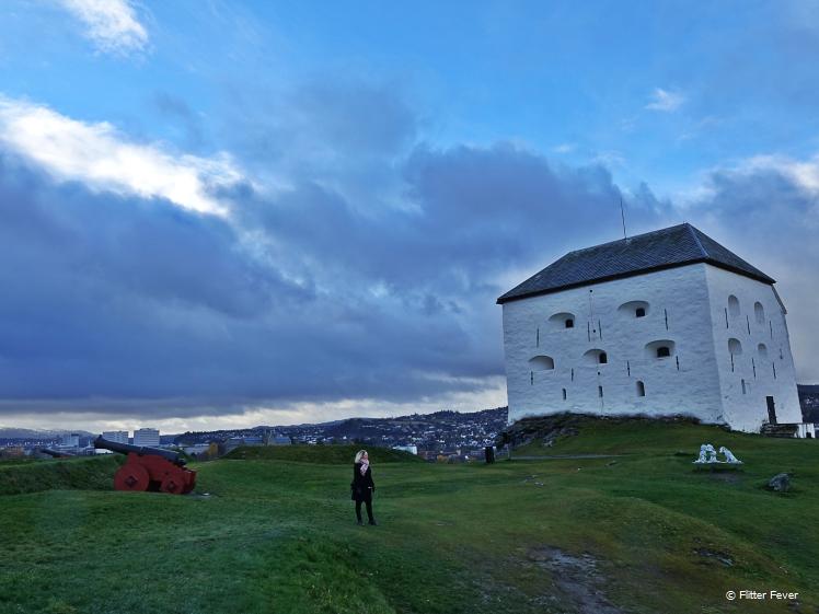 Kristiansten Fort Trondheim