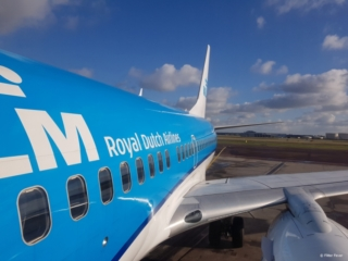 Dutchies like flying around the world with their national airline