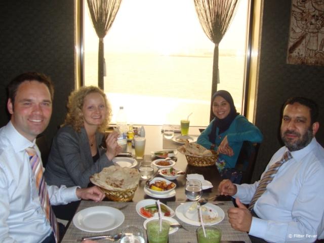 Great company at Leyali Al-Khayyam