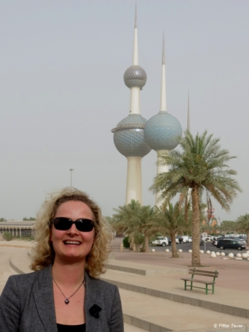 Me @ Kuwait Towers