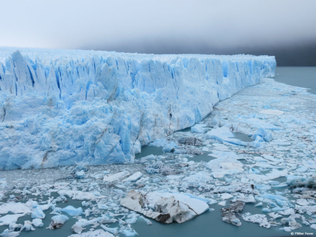 The gorgeous Perito Moreno