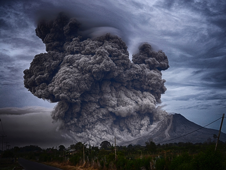 Volcano eruption does not always mean your travel insurance will reimburse everything