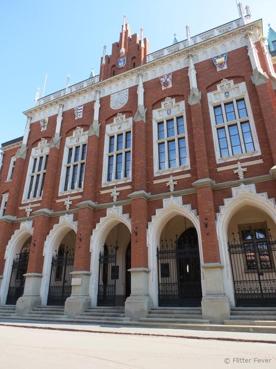 Collegium Novum in Krakow