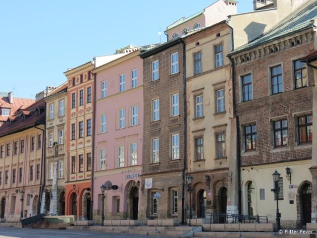 Krakow street view