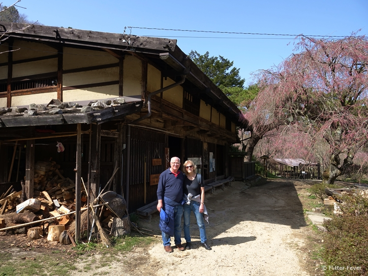 My angels in disguise from Israel that I met in Magome