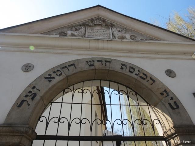 Remuh Synagoge, Krakow