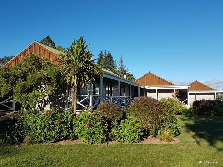 Turangi Bridge Motel near Tongariro Crossing