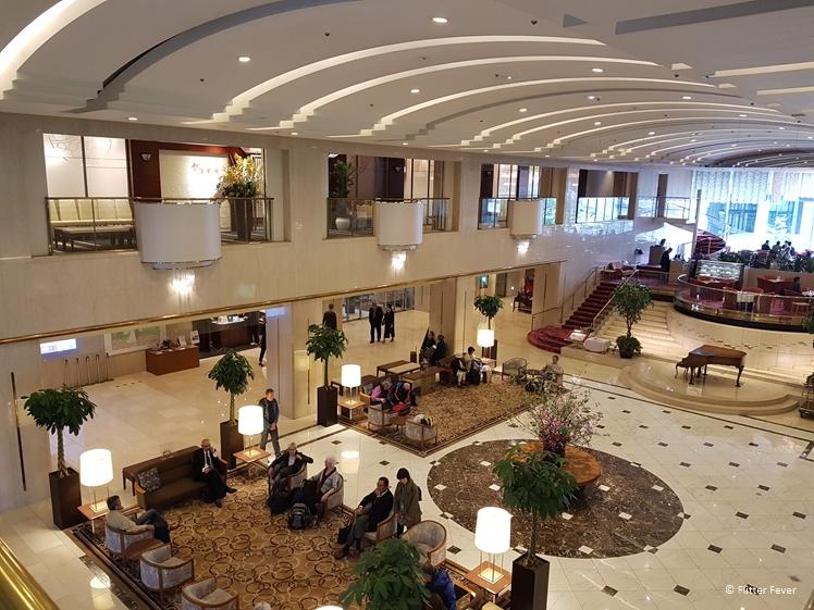 Hotel Granvia Hiroshima lobby