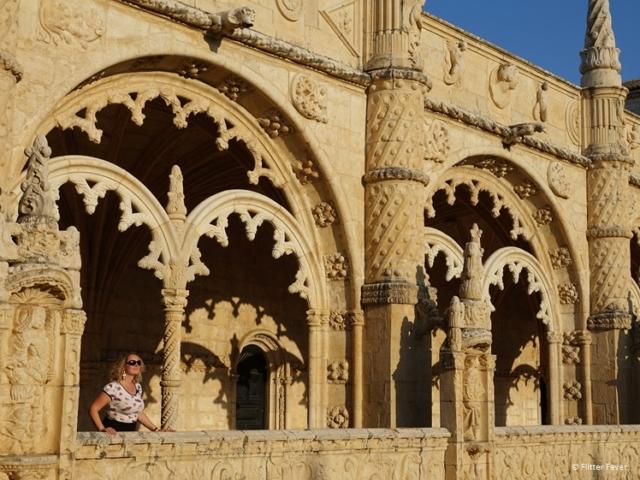 Jerónimos Monastery in Lisbon