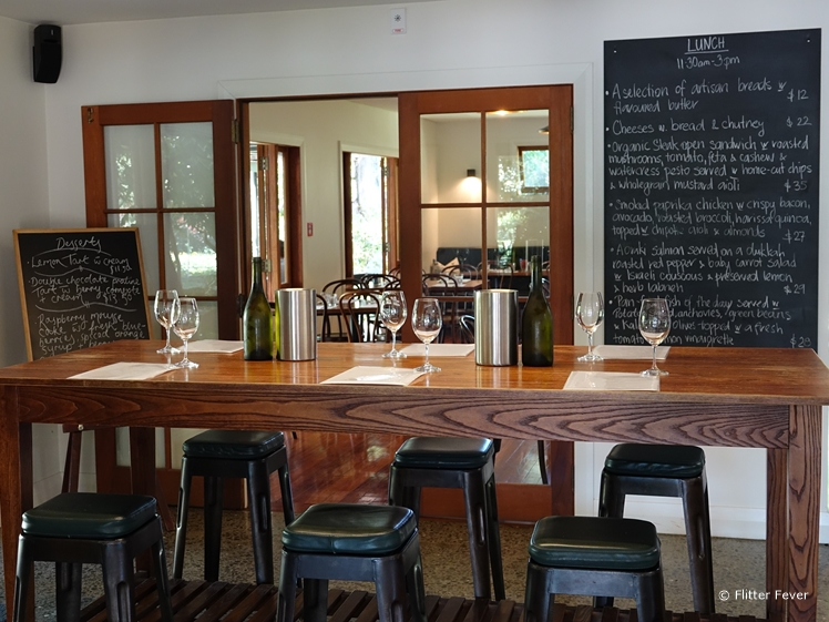 Rock Ferry Wines interior