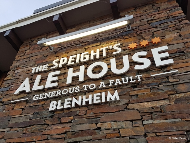 Speights Ale House in Blenheim