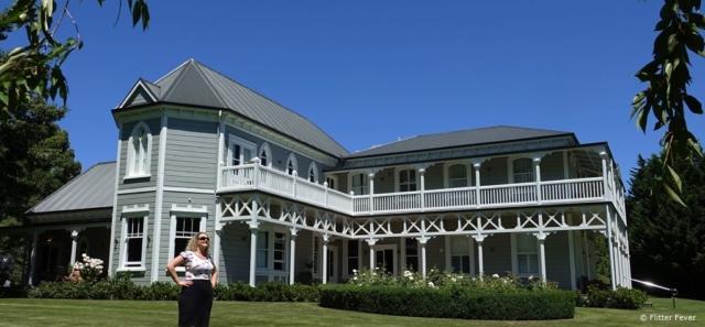The Marlborough Lodge front view Blenheim New Zealand