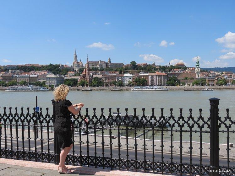 Danube view Budapest
