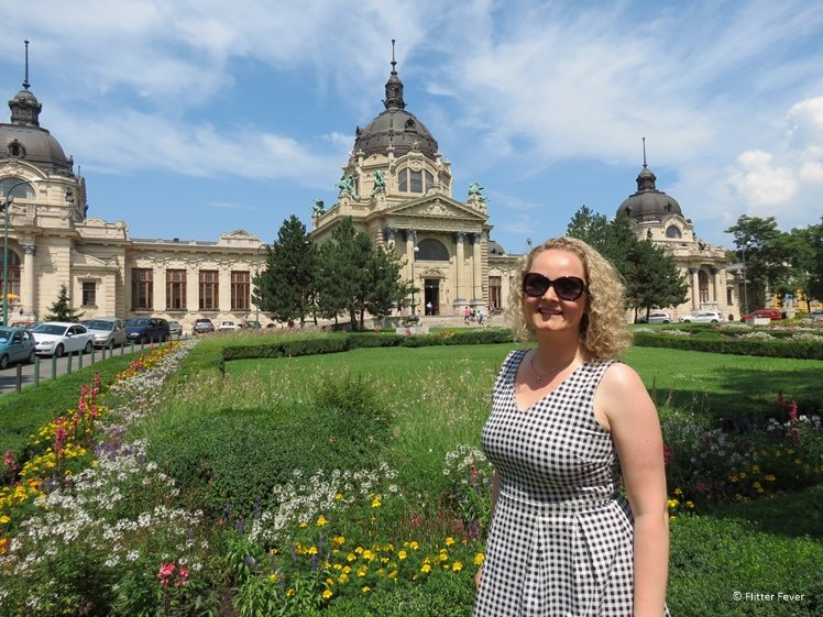 It's great to visit Budapest in Spring