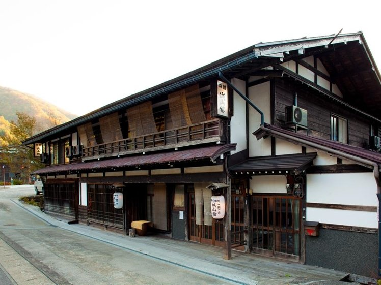 Shiroyamakan ryokan in Shirakawa-go, Gifu Prefecture