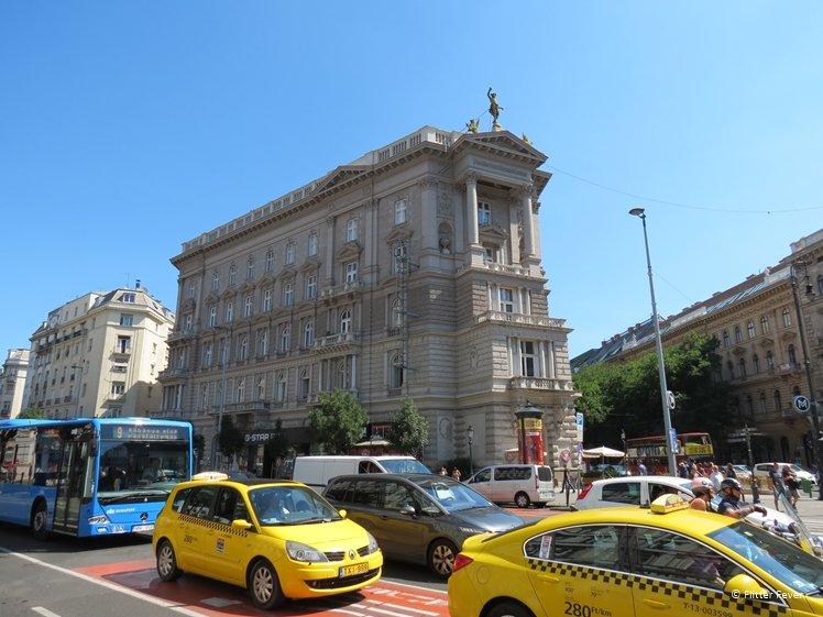 The beauty of Andrássy út Budapest