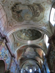 Ceiling of St. Emmeram's Cathedral, Nitra