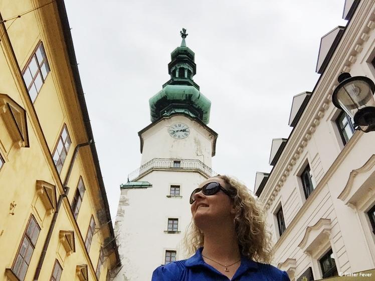 St. Michael's Gate Bratislava