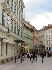 Rybárska brána in Old Town Bratislava