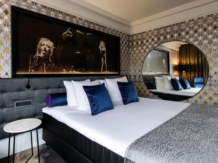 American Hotel Amsterdam room