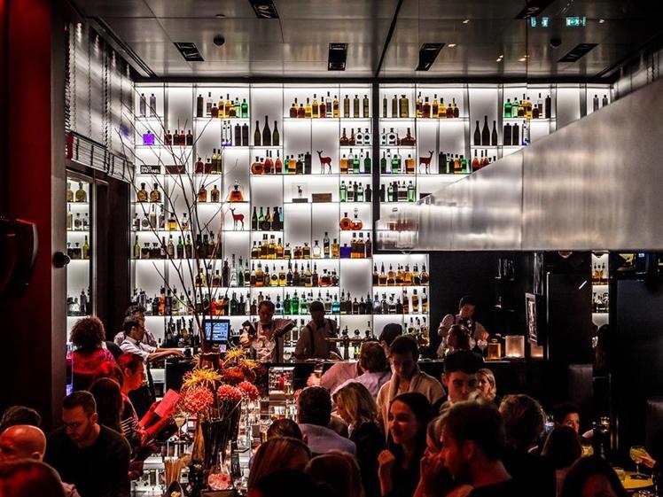 Conservatorium Hotel Amsterdam Tunes bar