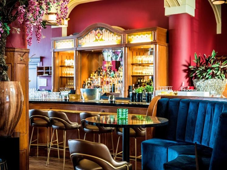 NH Schiller Hotel Amsterdam bar